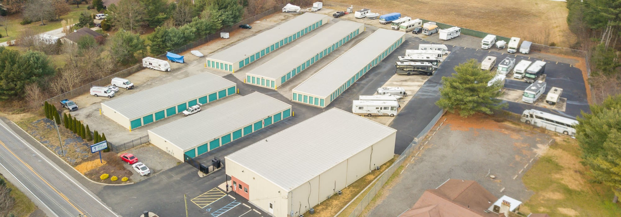 Prime Storage in Glassboro, NJ