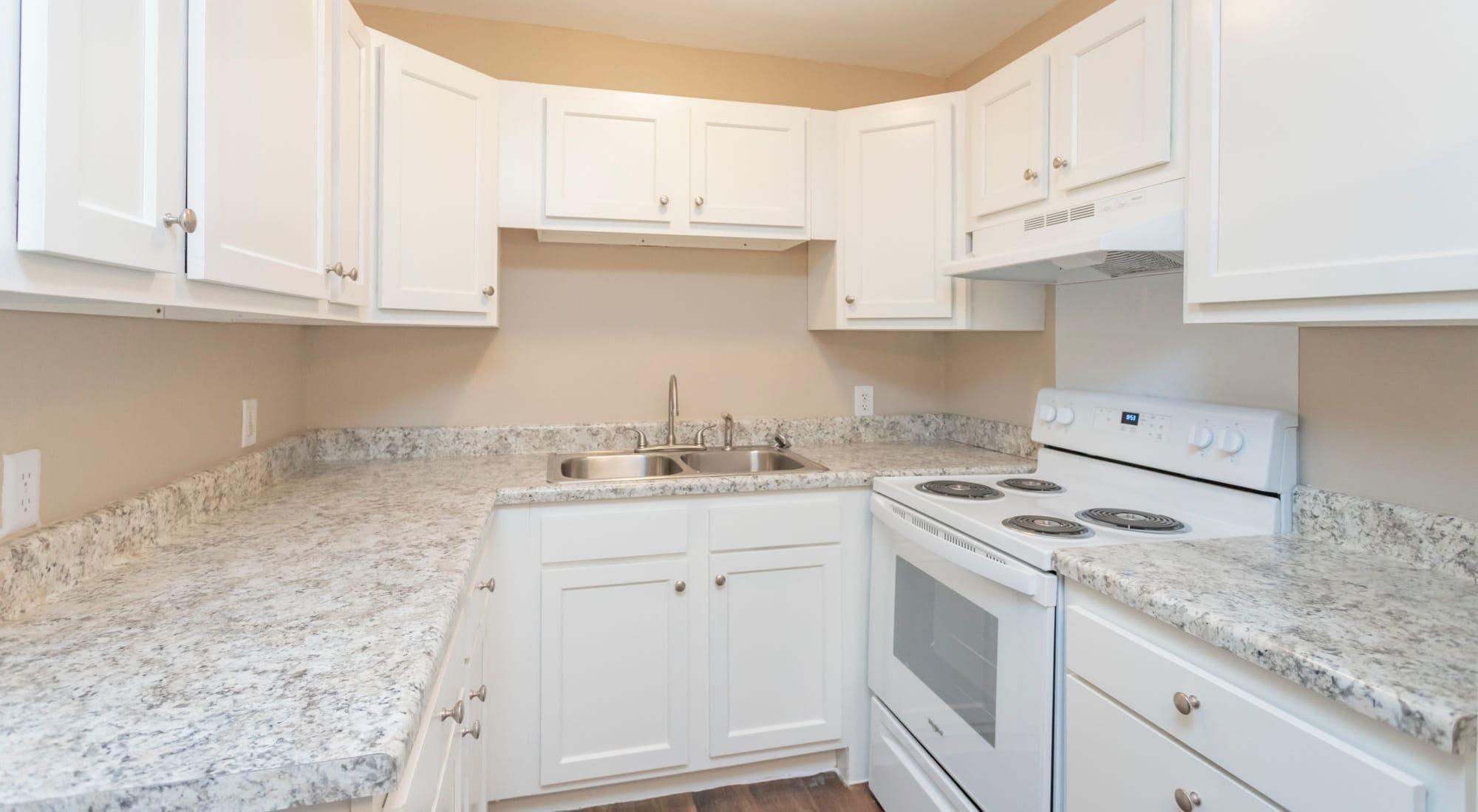Updated Kitchen at Maple Creek in Nashville, TN