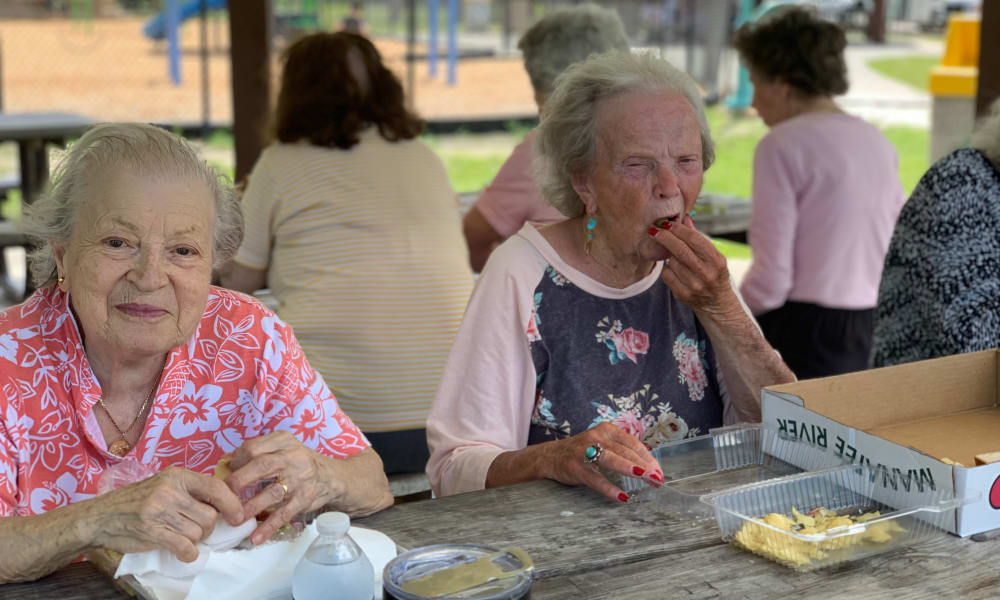 Picnic at Beach House Assisted Living & Memory Care Naples in Naples, Florida
