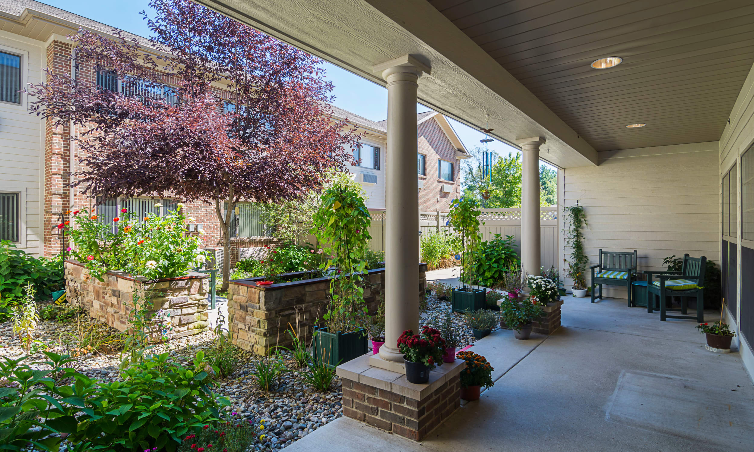 Valparaiso senior living has amazing care options