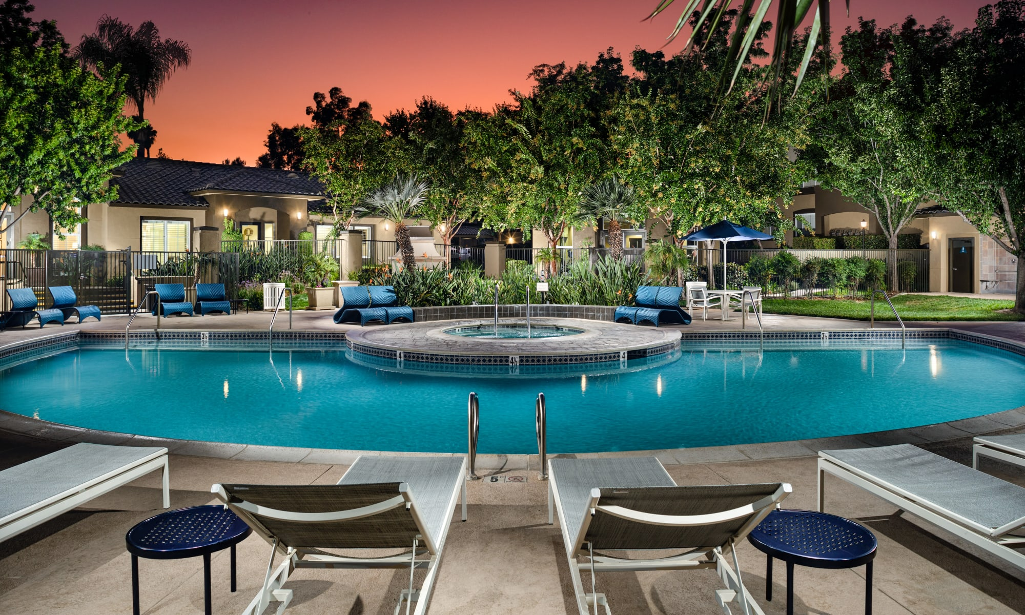 Castlerock at Sycamore Highlands apartments in Riverside, California