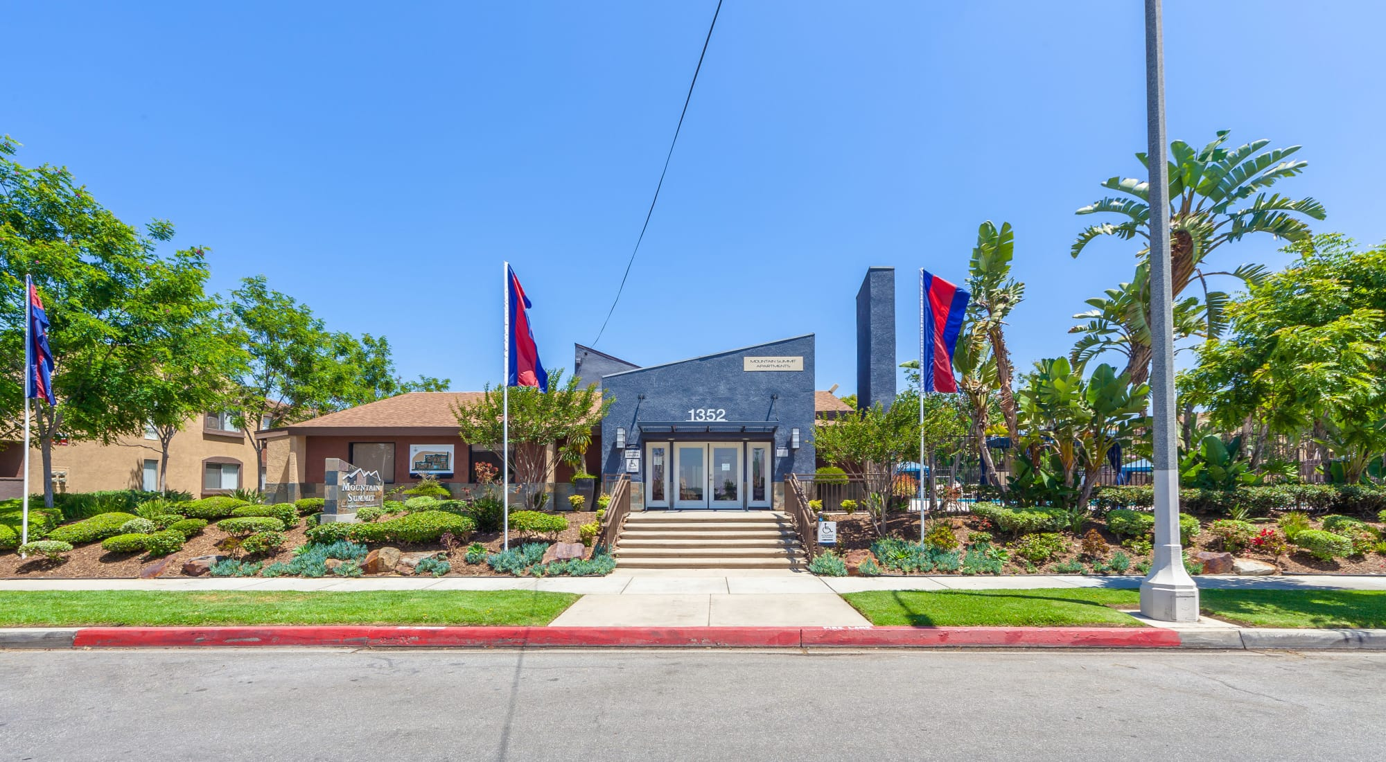 Contact us at West Fifth Apartments in Ontario, California