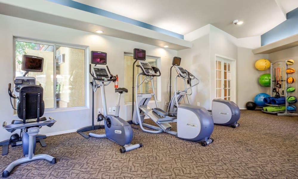 Fitness Center at Tresa at Arrowhead Apartments in Glendale, AZ