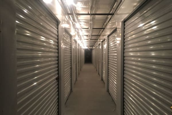 Air-cooled storage available at Towne Storage - Rainbow in Las Vegas, Nevada
