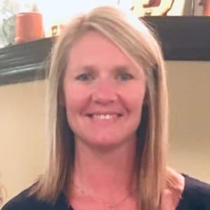 Amanda Santel, Regional Marketing Director of Compass Senior Living in Eugene, Oregon