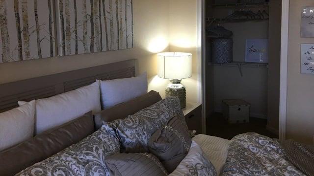 Bedroom at Integra Landings in Orange City, FL