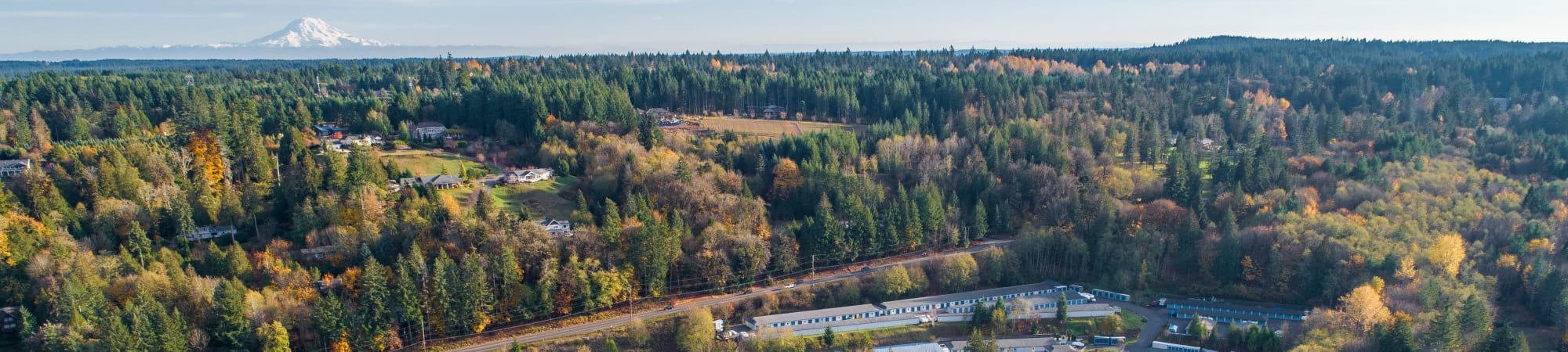 Hours and directions to Glacier West Self Storage in Belfair, Washington