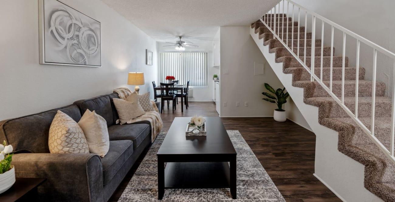 Apartments at Vista Pointe I in Studio City, California