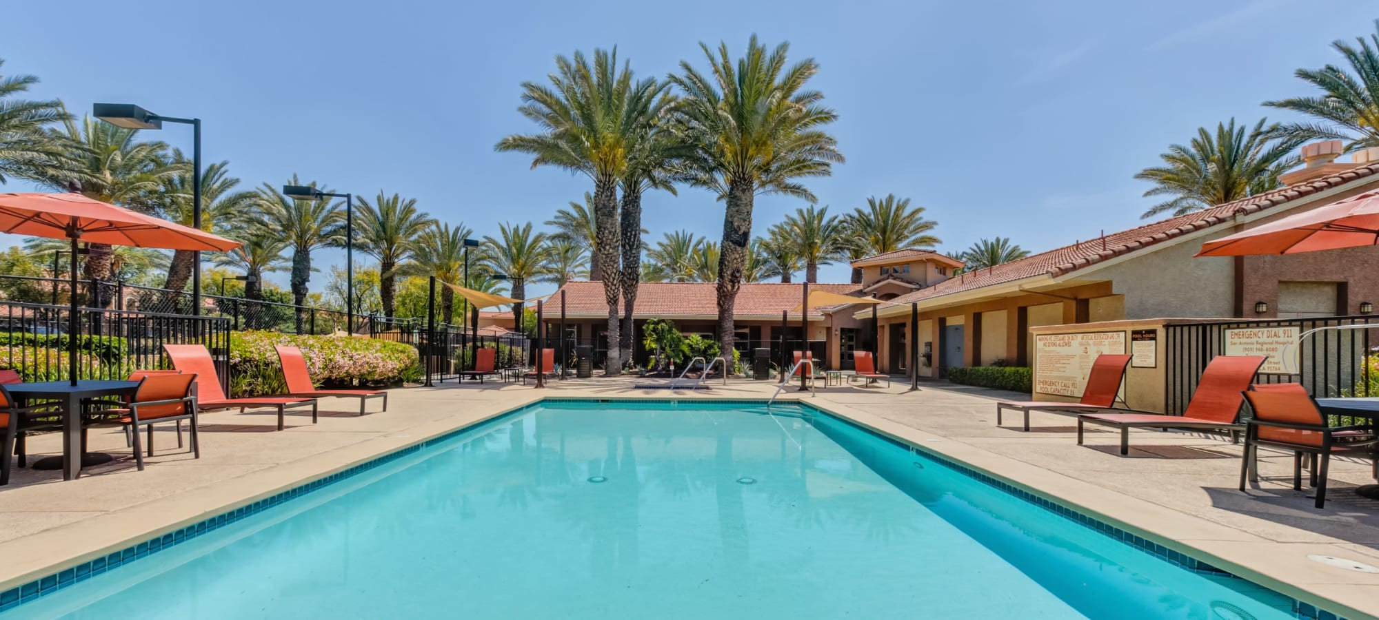 Tuscany Village Apartments in Ontario, California