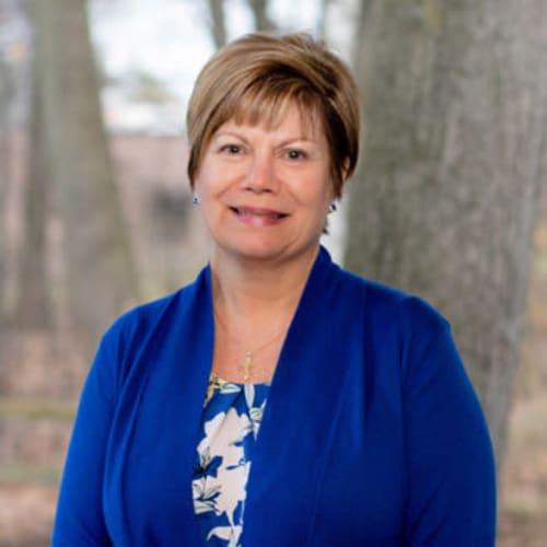 Vicki Fulton, Business Office Coordinator at Lakeshore Woods in Fort Gratiot, Michigan
