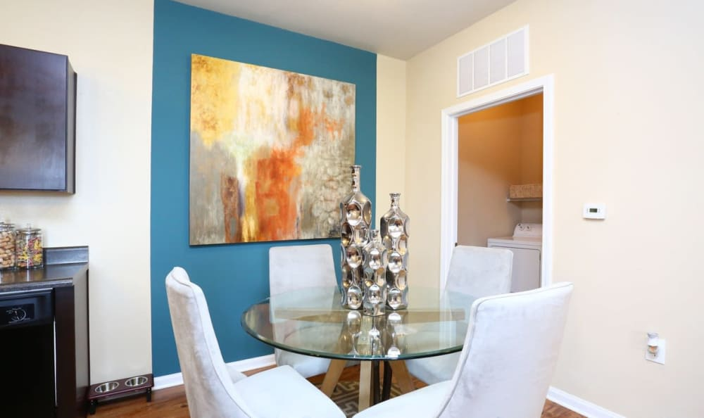 luxury apartment for rent at Springs at May Lakes in Oklahoma City, OK