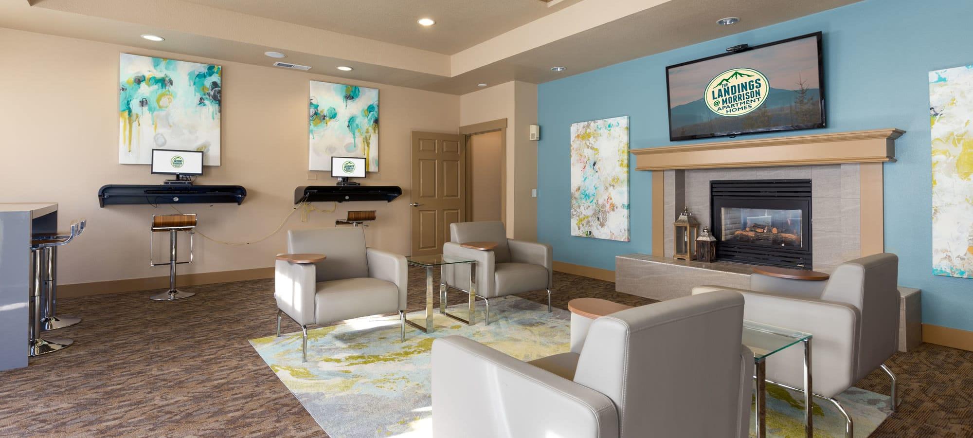 Gresham, Oregon apartments at The Landings at Morrison Apartments