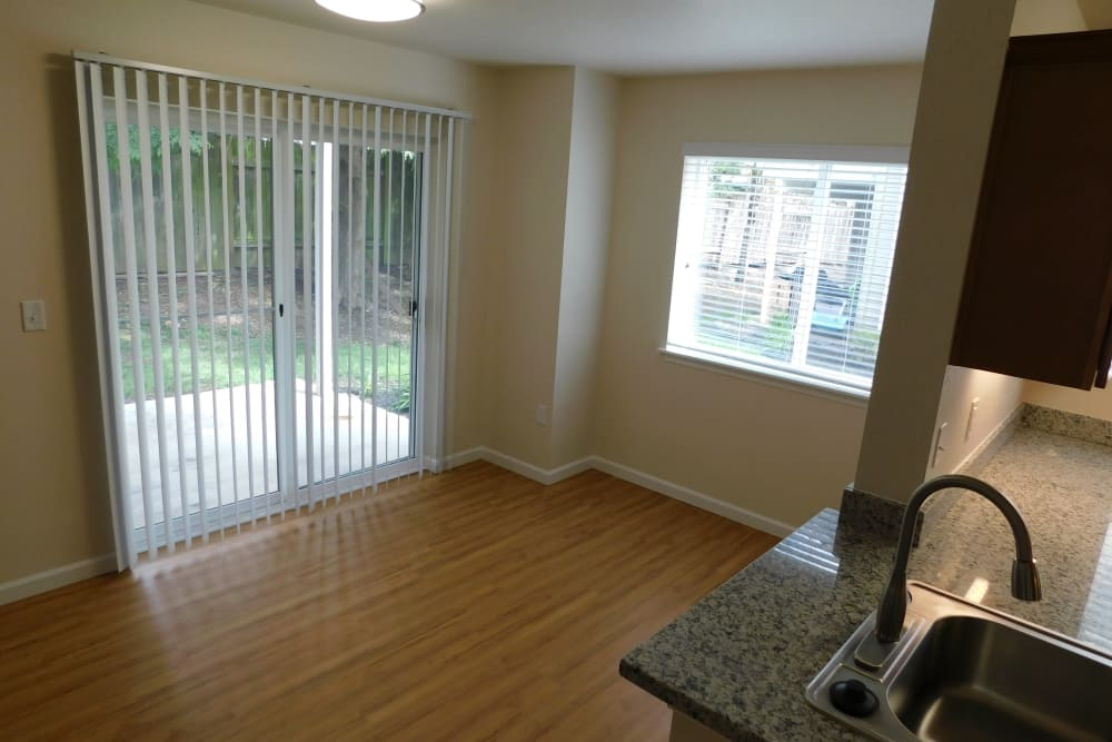 Our apartments in Vancouver, Washington offer a living room