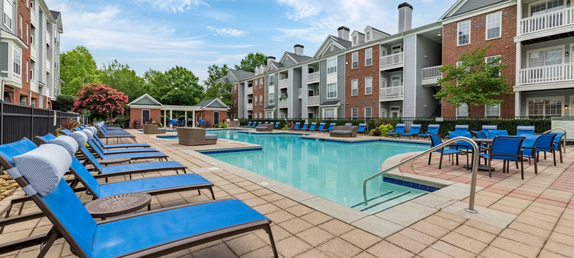 Amenities at The Marq at Brookhaven in Atlanta, Georgia