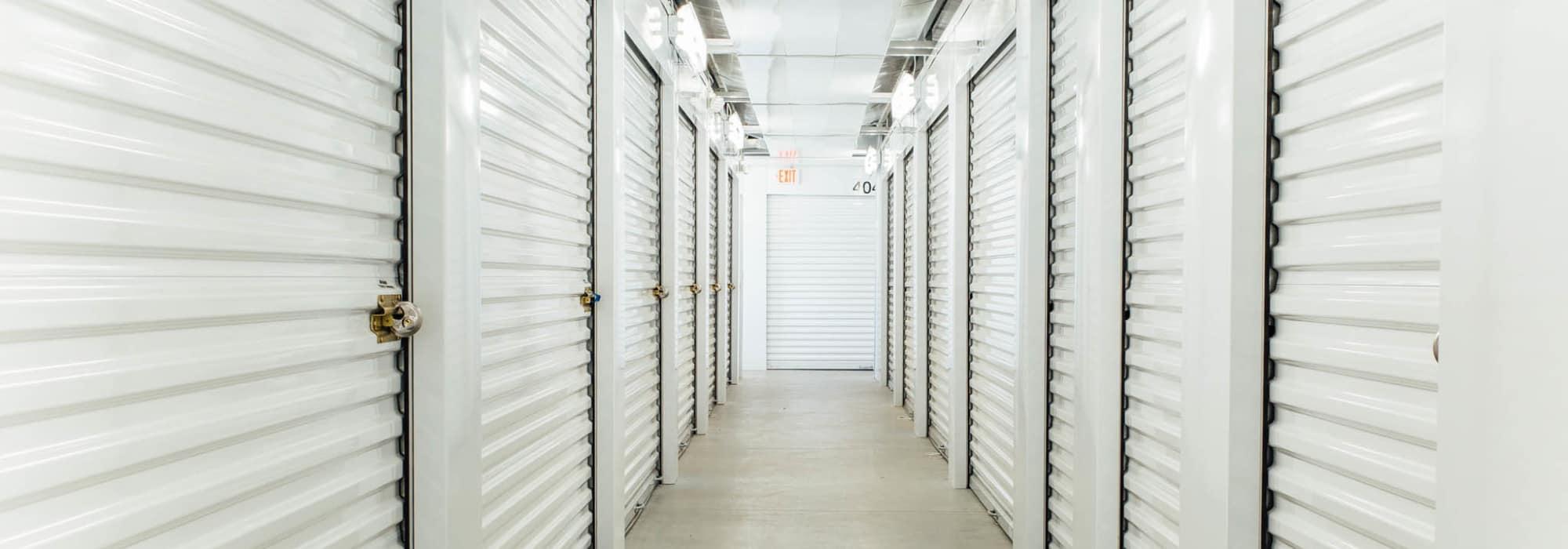 Self storage units in Concord North Carolina