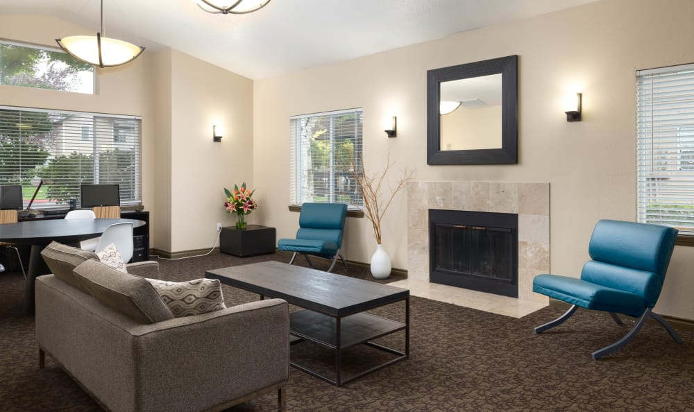 Common Area at Walnut Grove Landing Apartments in Vancouver, WA
