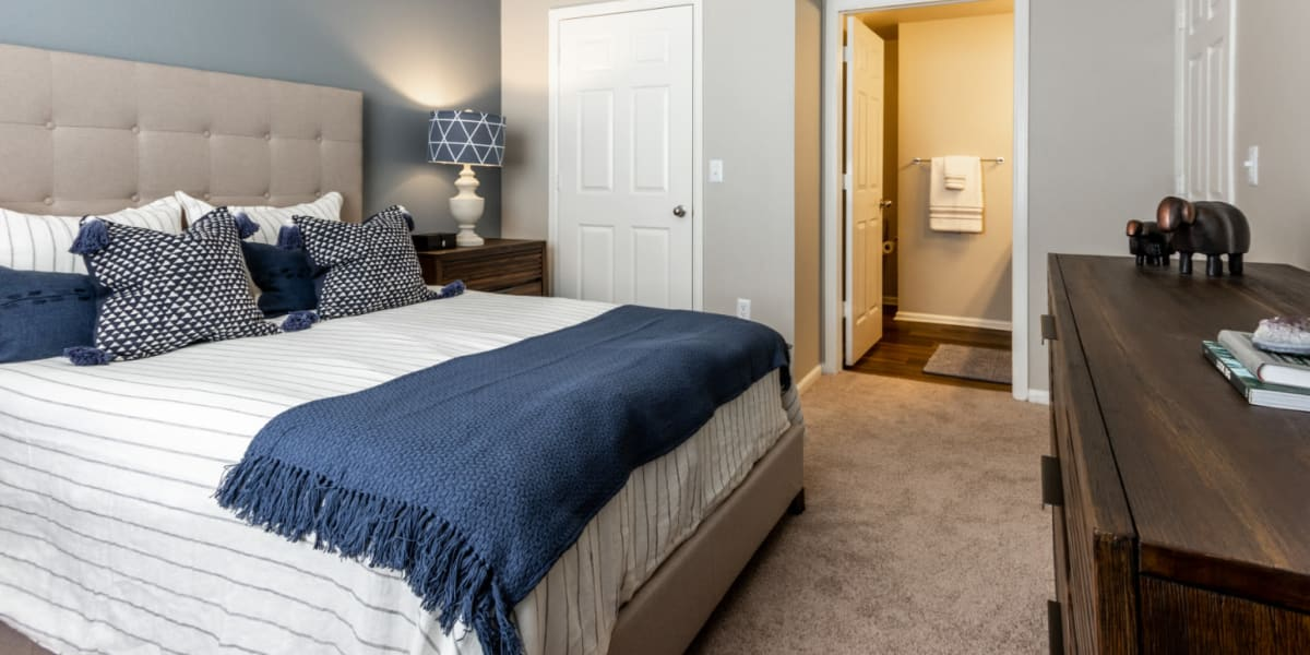 Bedroom at The Links at Plum Creek in Castle Rock, Colorado