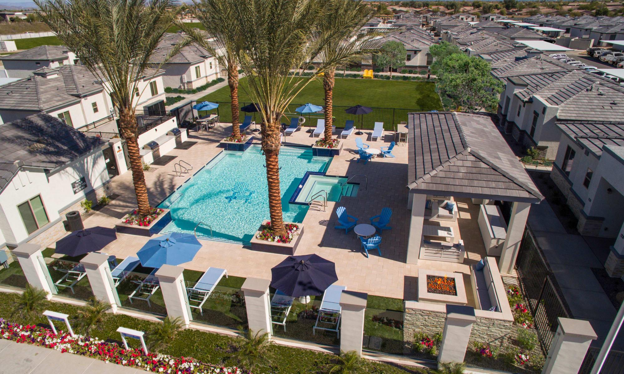 Our beautiful apartments in Peoria, Arizona