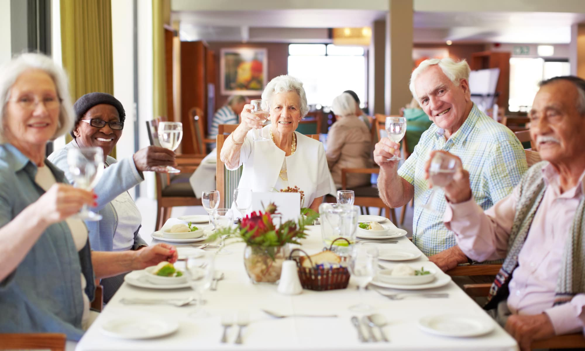 Image result for Assisted Living Residence istock