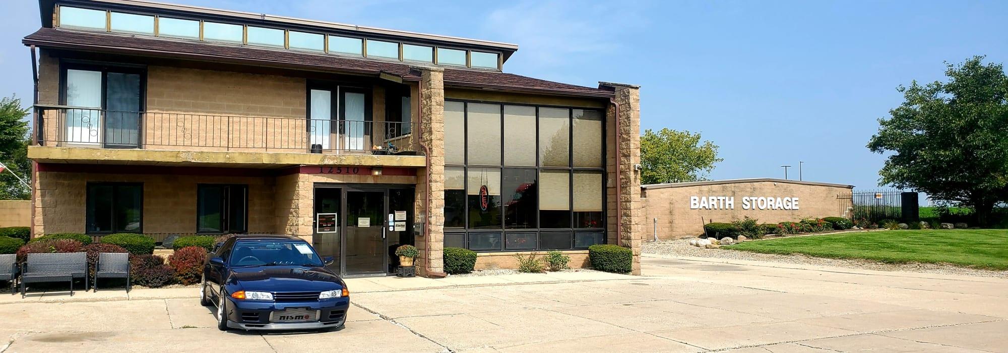 Barth Storage - 75th St in Bristol, Wisconsin