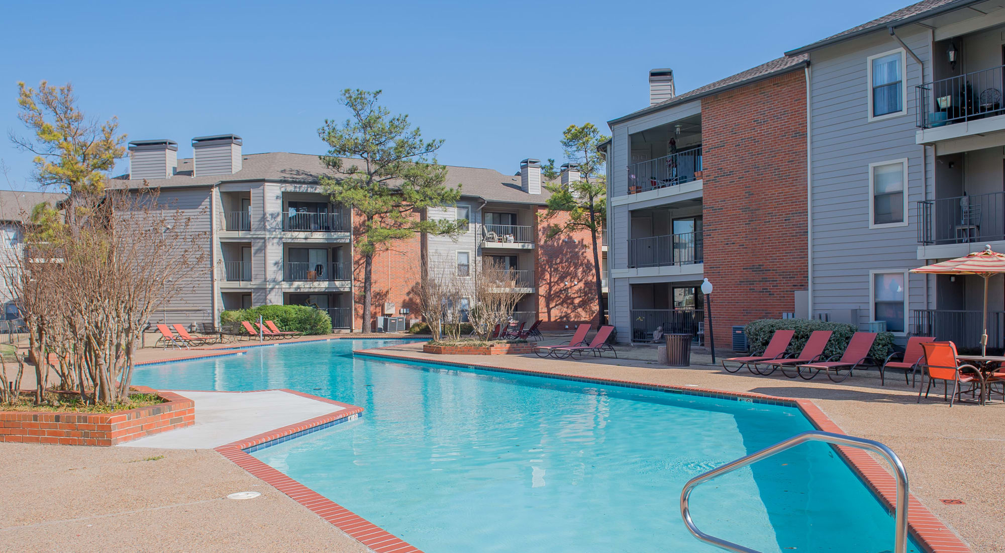 Apartments for rent at Woodscape Apartments in Oklahoma City, OK