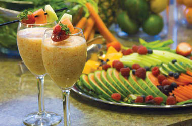 Brain-boosting smoothie at Burr Ridge Senior Living in Burr Ridge