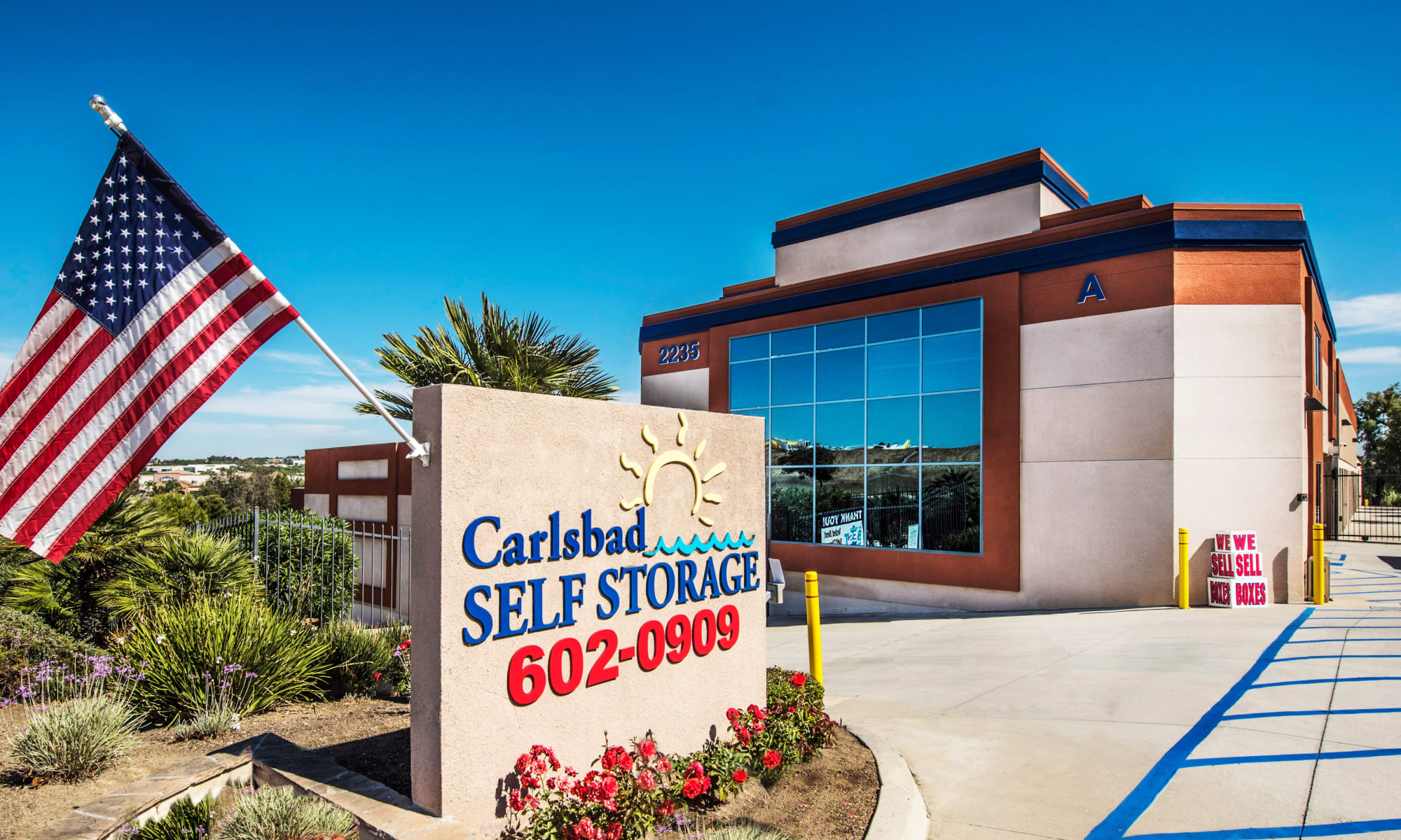 Carlsbad Self Storage in Carlsbad