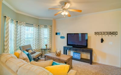 Park Hudson Place offers a Living Room in Bryan, Texas