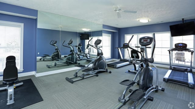 Gym at Peppertree in Montgomery, AL