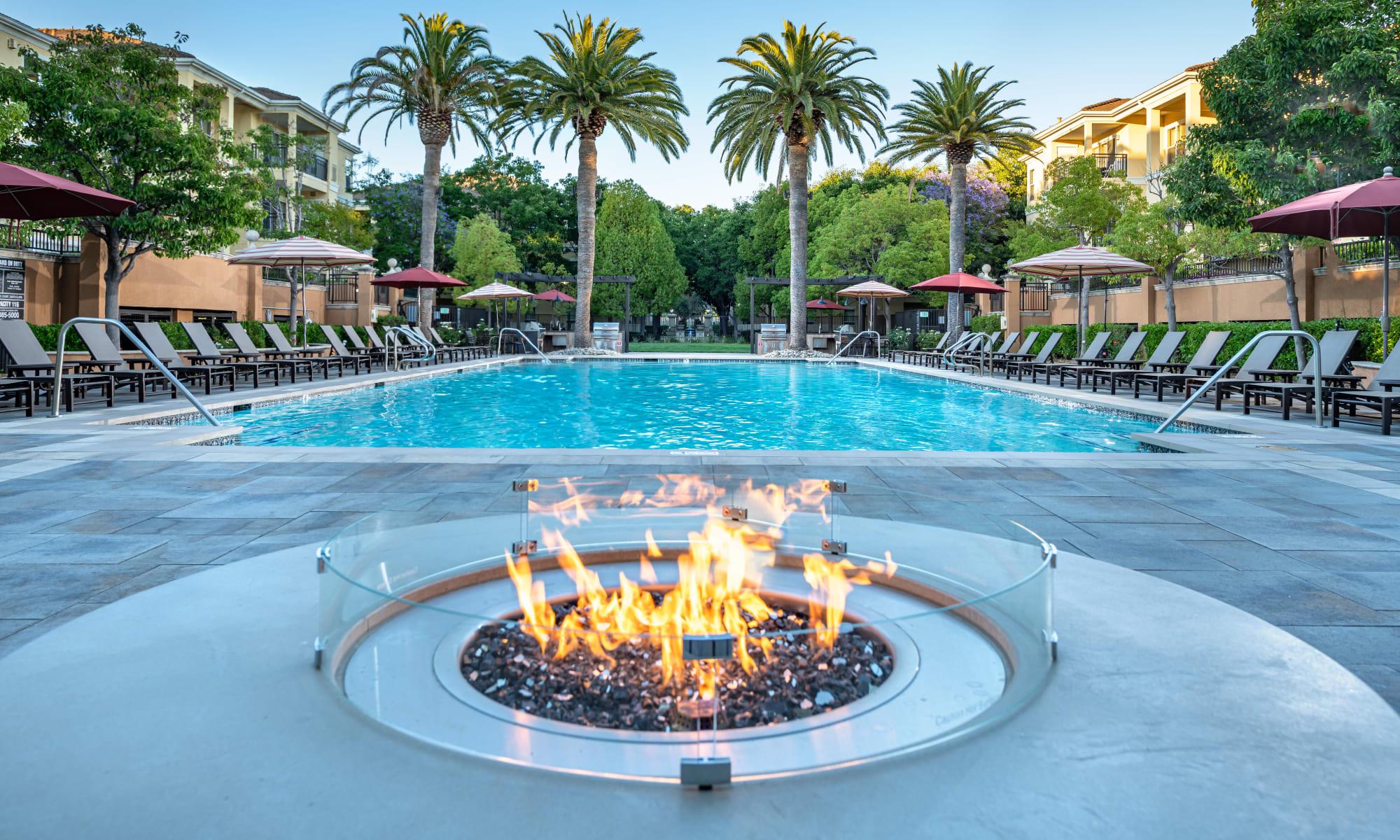 Apartments at The Carlyle in Santa Clara, California