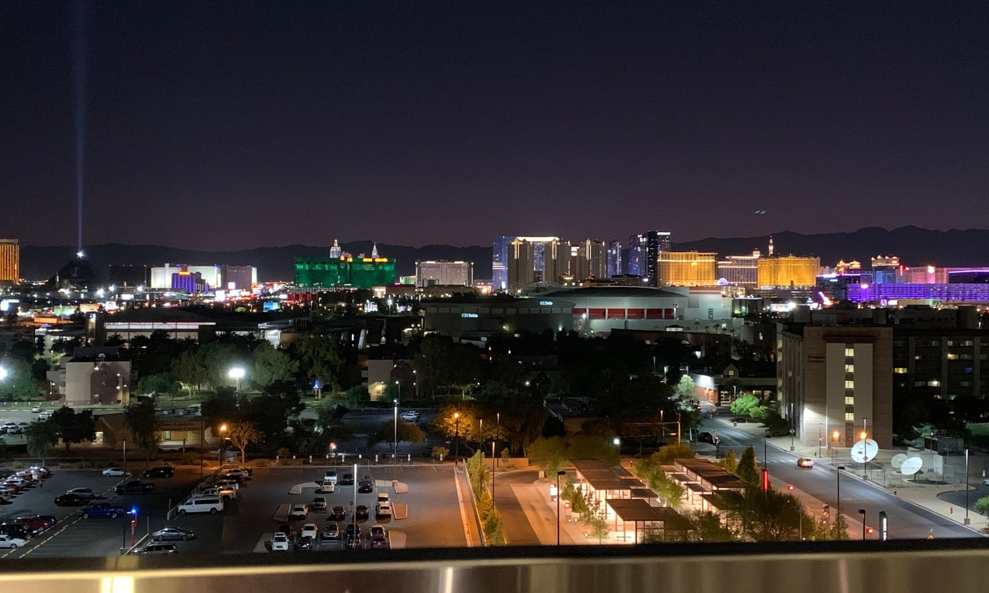 the yoU Apartments in Las Vegas, Nevada