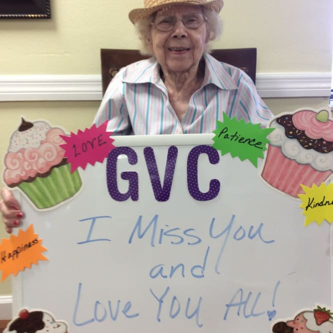 Message to the family from Grand Villa of Altamonte Springs in Altamonte Springs, Florida