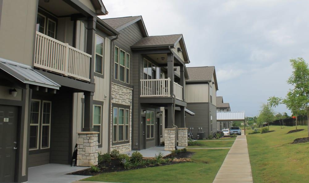 Exterior Shot Of Springs at Cottonwood Creek Apartments
