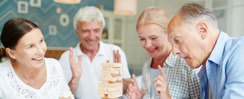 Senior living options at the senior living community in Dallas