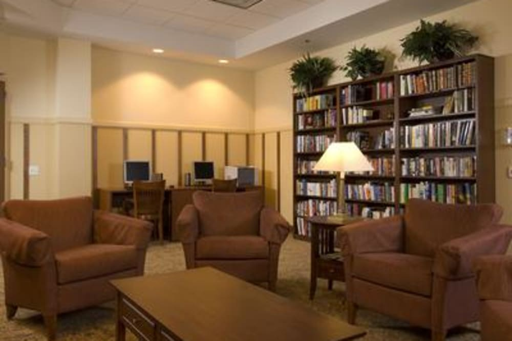 Library at Victory Centre of Galewood in Chicago, IL
