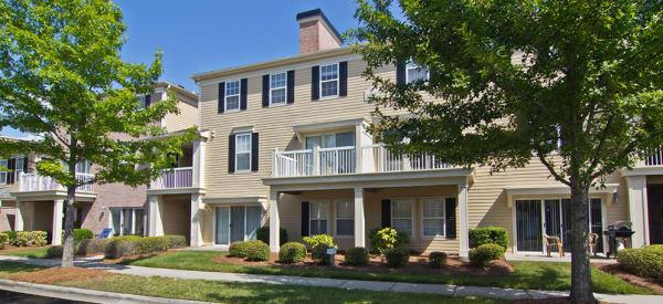 Exterior at Atkins Circle Apartments in Charlotte, NC