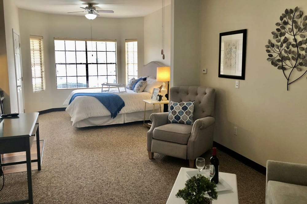 Deluxe living at Parsons House Cypress in Cypress, Texas
