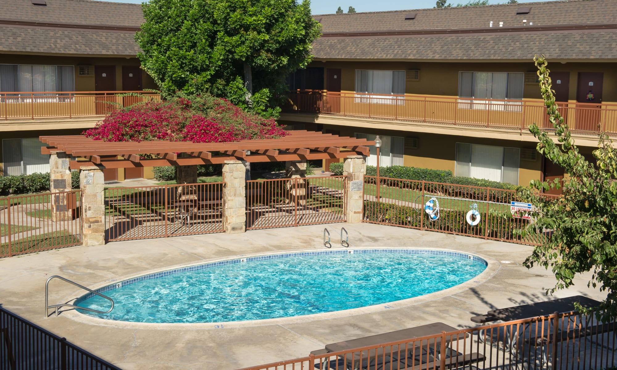 Apartments for rent at Chatham Village in Tustin, California