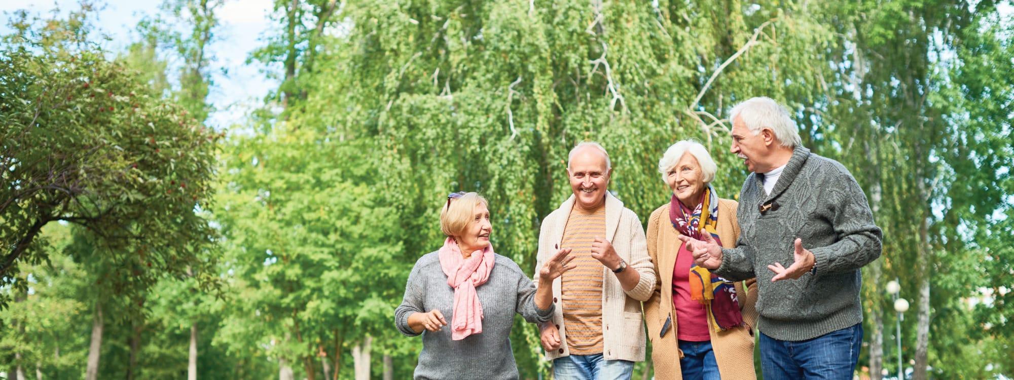 Community Search - Active 55+ at Ebenezer Senior Living