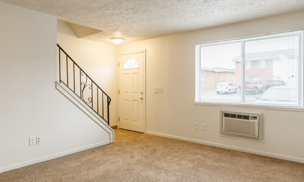Ample living space at Brockport Crossings Apartments & Townhomes in Brockport, NY