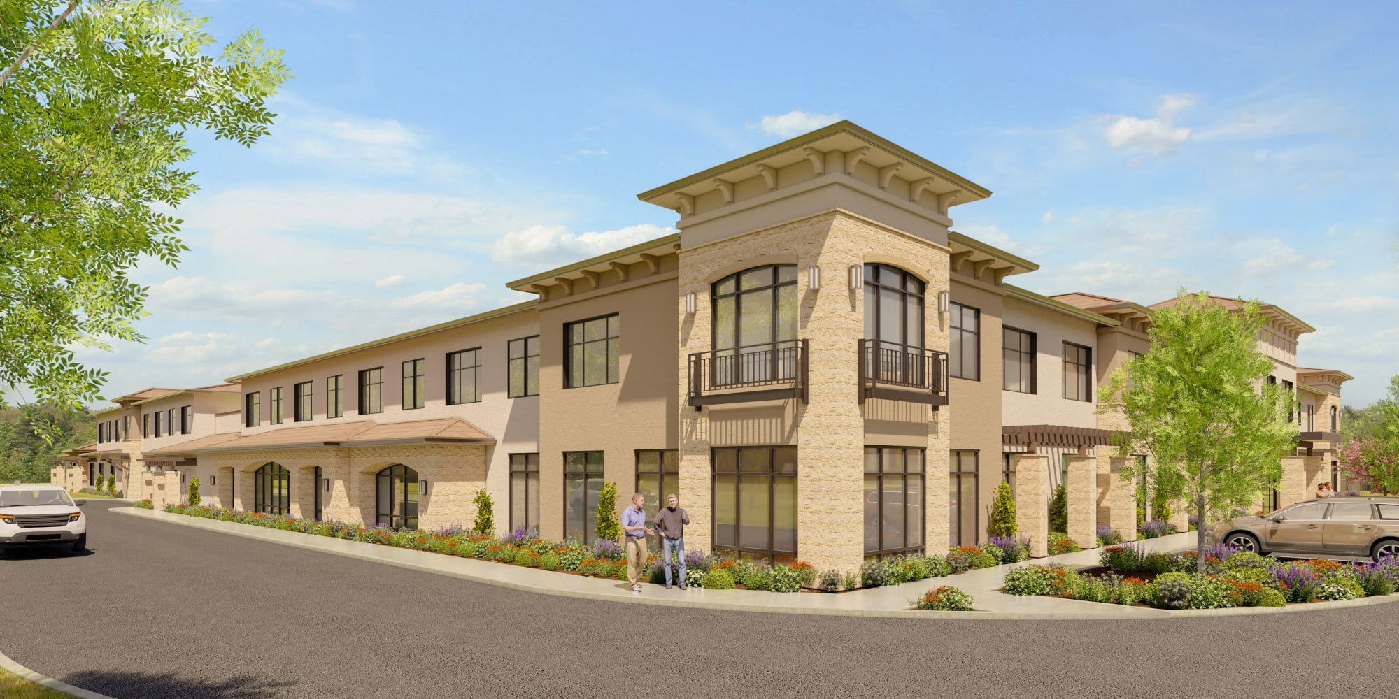 Senior living at Carefield Living Citrus Heights in Citrus Heights, California.