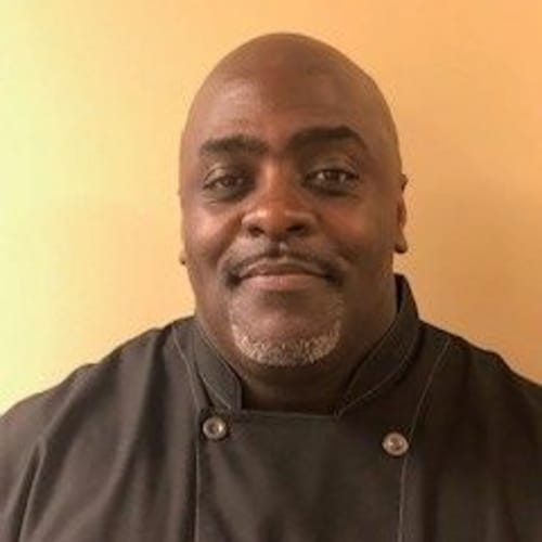 Hasan Culver, Executive Chef of Keystone Place at Newbury Brook in Torrington, Connecticut