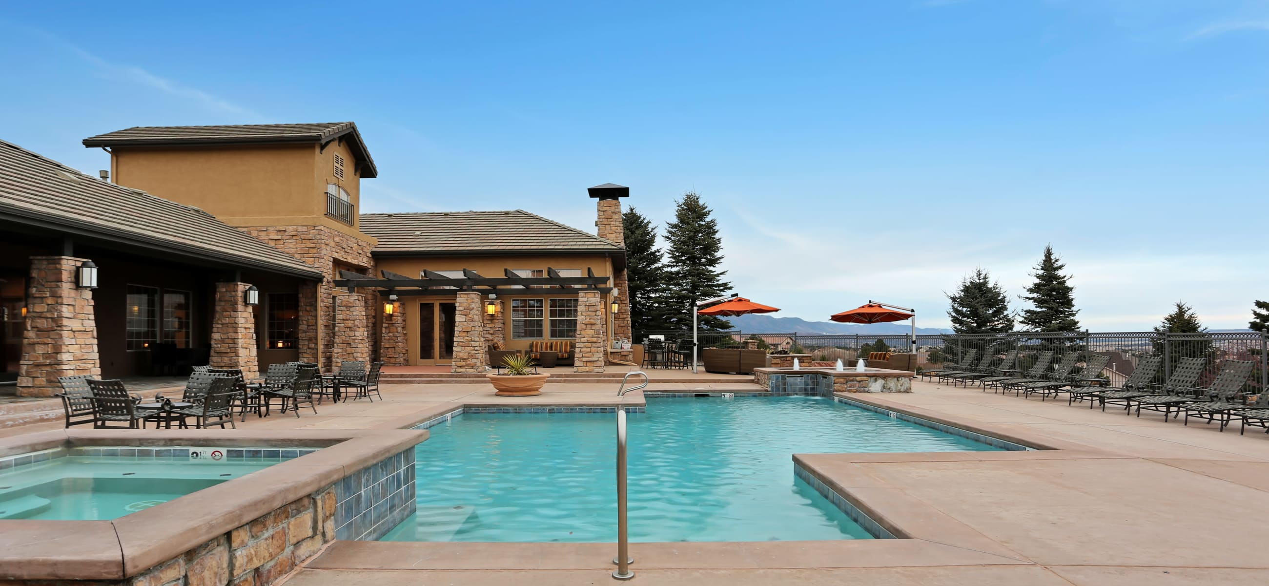 Northeast Colorado Springs, CO Apartments   Resort at ...