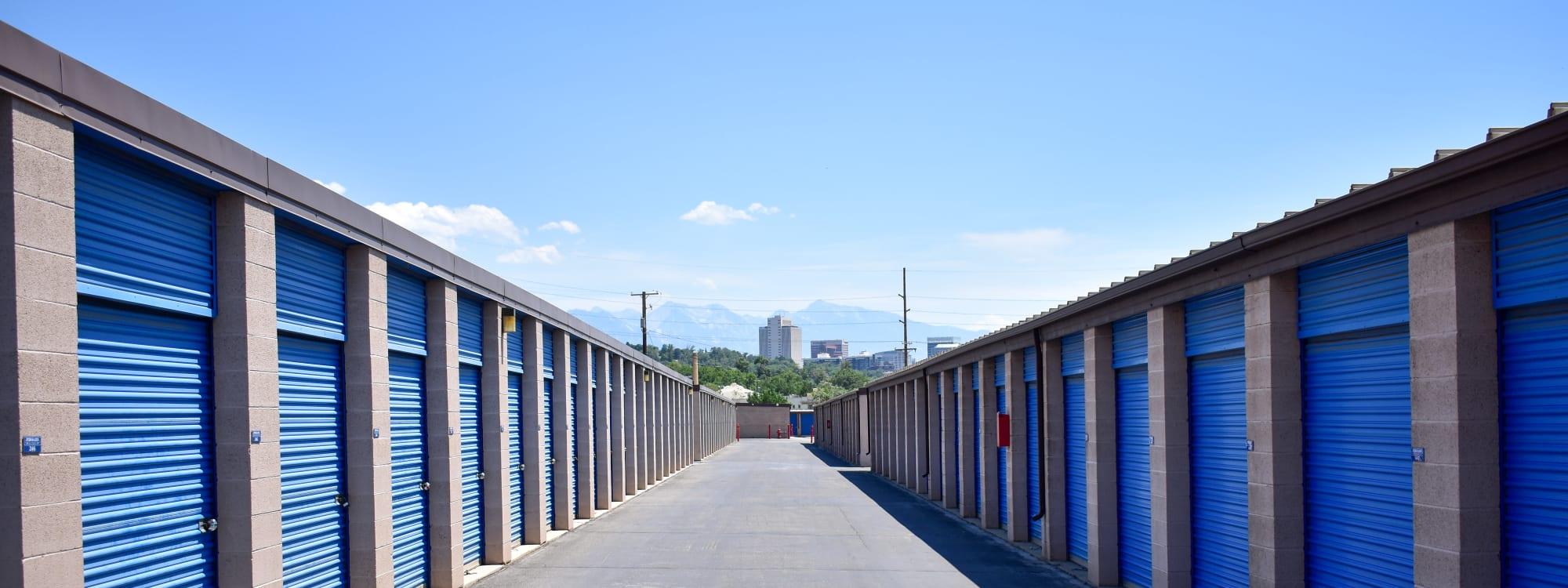 STOR-N-LOCK Self Storage in Salt Lake City, Utah