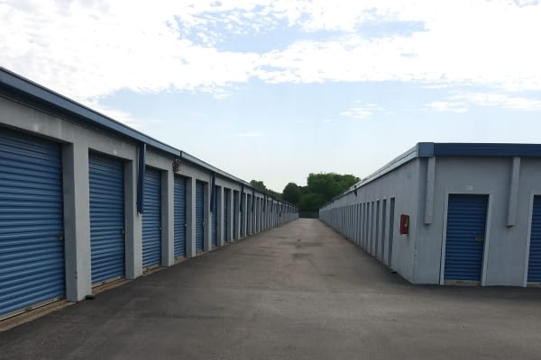 Self storage units for rent at Store It All Self Storage - Airline in Houston, Texas
