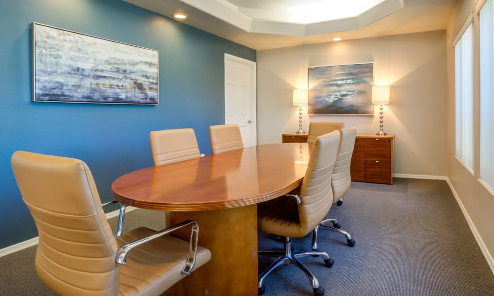 Conference Room at Tresa at Arrowhead Apartments in Glendale, AZ