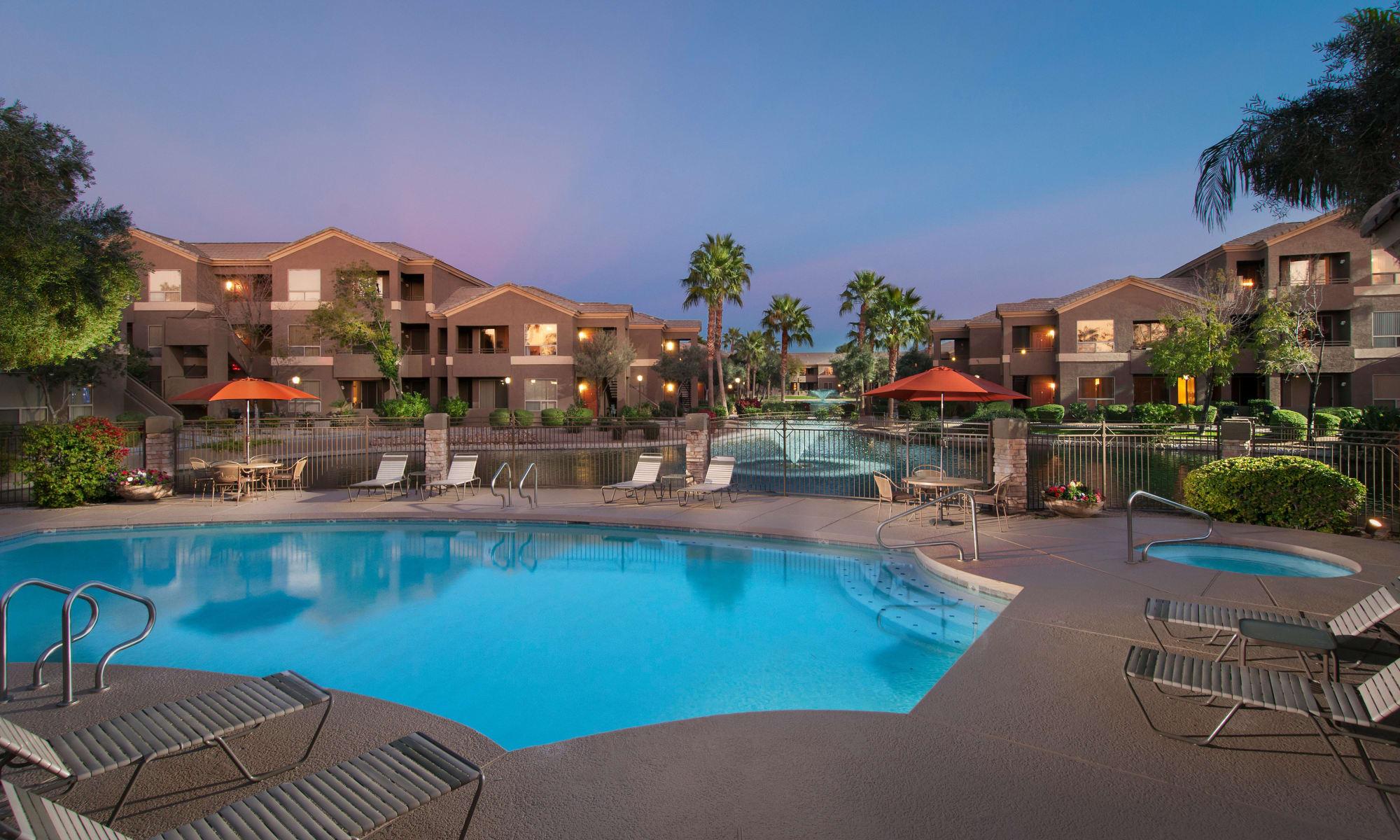 Apartments at Laguna at Arrowhead Ranch in Glendale, Arizona