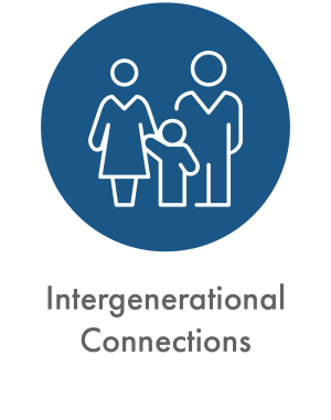 Intergenerational programs at Deephaven Woods in Deephaven, Minnesota