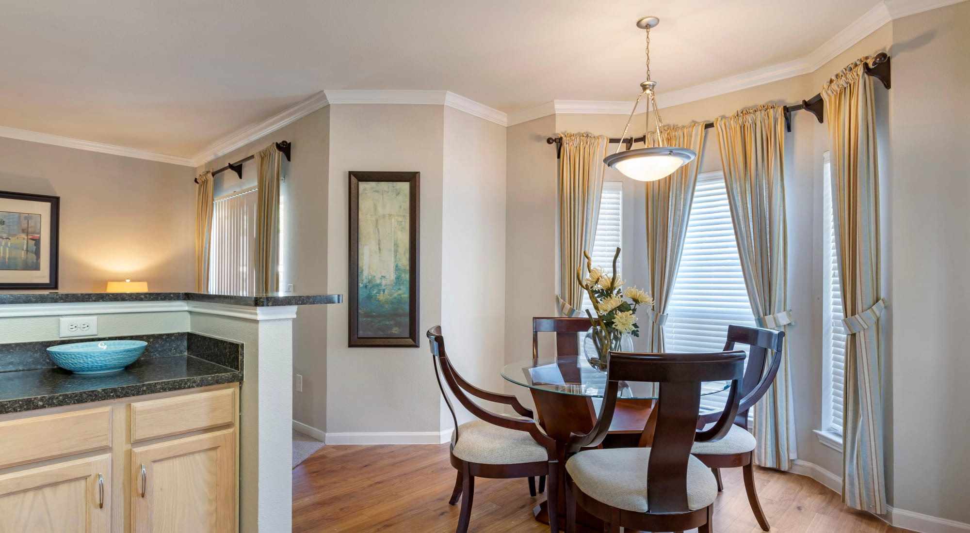 Floor plans at Regency at First Colony in Sugar Land, Texas