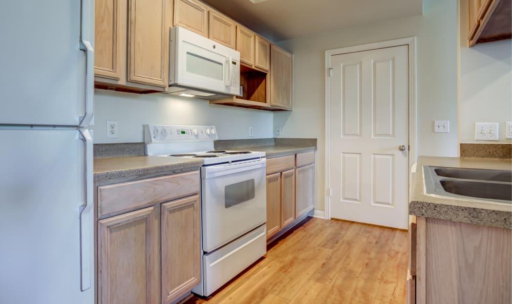 Spacious kitchen in Austin, Texas